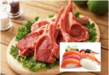 Разница между рыбой и мясом