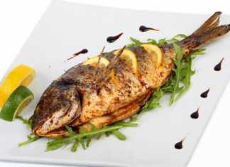 Жареная рыба. Инструкции