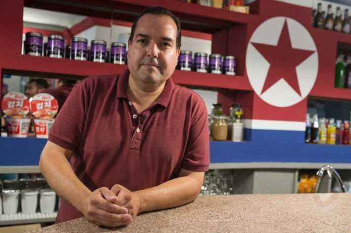 Кафе Pyongyang - маленький кусочек Северной Кореи на побережье Испании