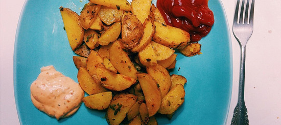 Картофель «Айдахо» пошаговый рецепт с фото