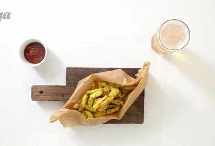 Картофель «Айдахо» пошаговый рецепт с фото 4